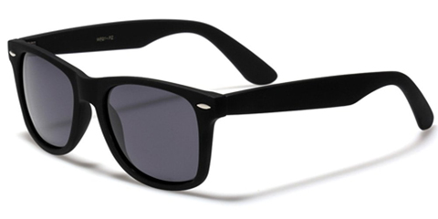 14. Retro Rewind Classic Polarized Wayfarer Sunglasses