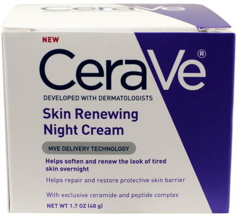 5. CeraVe Skin Renewing Night Cream