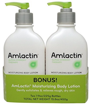 7. Amlactin Moisturizing Body Lotion
