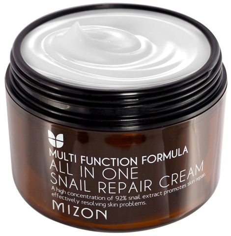 5. Mizon All in One Snail Repair Cream