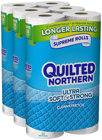 9. Quilted Northern Ultra Soft & Strong