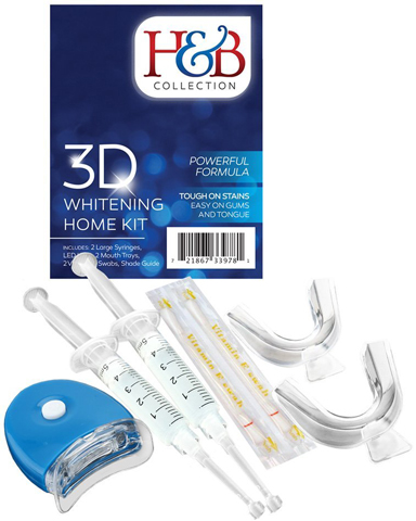 8. Professional Teeth Whitening Kit For Home Use, Easy System For The Perfect Smile