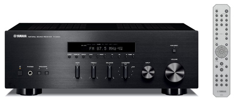 2. Yamaha R-S300BL Stereo Receiver