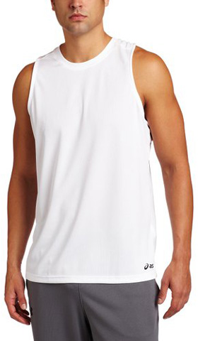 1. ASICS Men's Ready-Set Tank Top