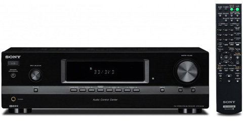 6. Sony STRDH130 2 Channel Stereo Receiver