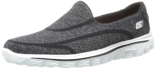 2. Skechers Women's Go Slip-On Walking Shoe