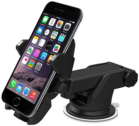 9. iOttie Easy One Touch 2 Car Mount Holder