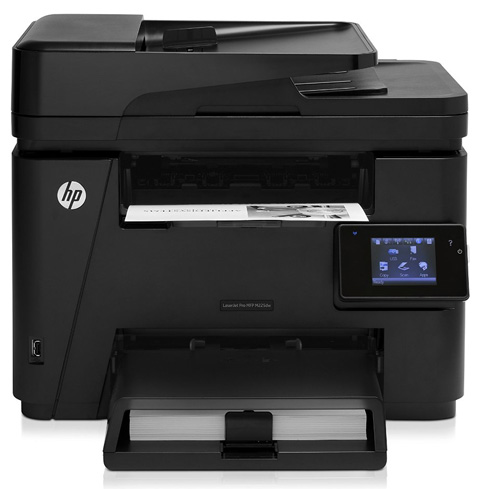 7. HP LaserJet Pro M225Dw Wireless Monochrome Printer with Scanner, Copier and Fax