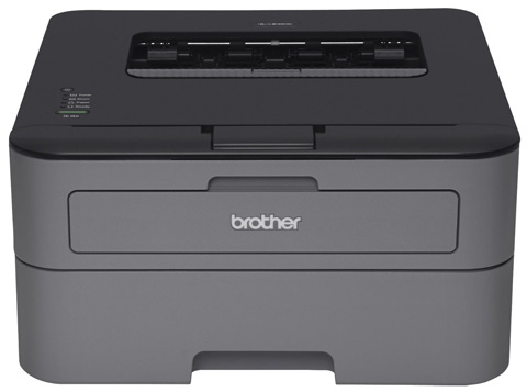 4. Brother HL-L2300D Monochrome Laser Printer with Duplex Printing