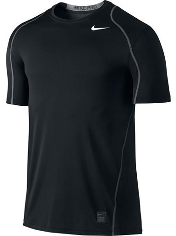 4. Nike Pro Cool Fitted Short-Sleeve Shirt