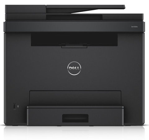 1. Dell E525W Color Laser All-in-One Wireless and Cloud Ready Printer