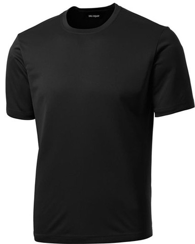 10. DRI-EQUIP Men's Big & Tall Short Sleeve Running Shirt