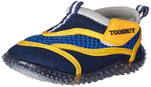 6. TOOSBUY Children's Athletic Water Shoes/Aqua Socks (Toddler/Little Kid)