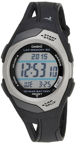 10. Casio Women's Eco Friendly Digital Watch