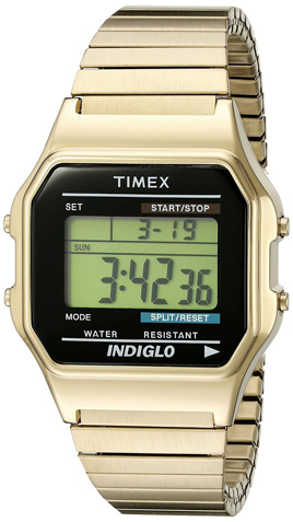 8. Timex Classic Digital Watch