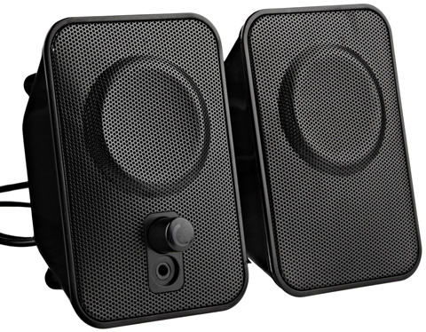6. AmazonBasics AC Powered Computer Speakers (A150)
