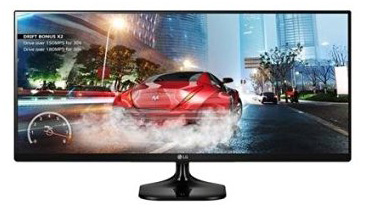 "10. LG 34"" Class UltraWide IPS Gaming Monitor"
