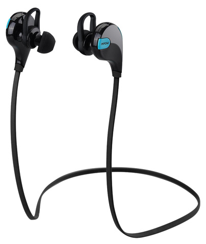 6. Bluetooth Sweatproof Headphones