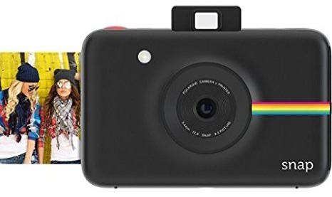 8. Polaroid Snap Instant Digital Camera