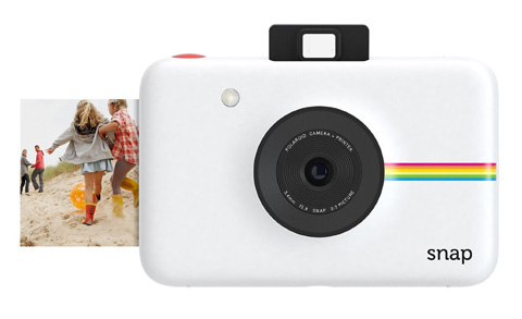 6. Polaroid Snap Instant Digital Camera