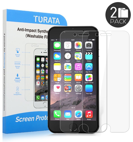 9. Ultra-Thin Crystal Clear Screen Protector