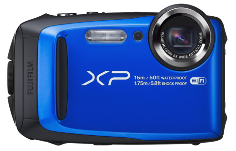 2. Fujifilm FinePix XP9 Camera
