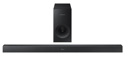 5. Samsung HW-K360 Channel Wireless Audio Soundbar