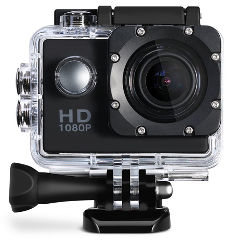 8. Cymas Full HD 1080P Camera