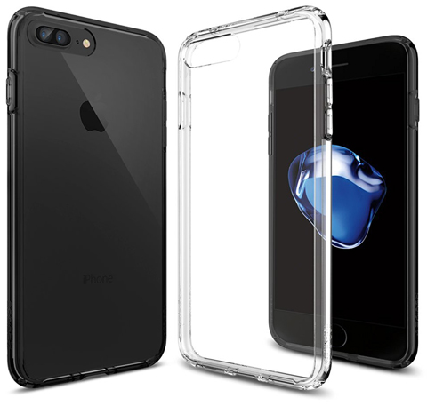 7. iPhone 7 Plus Case, Spigen