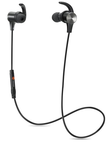 10. Magnetic Stereo Earphones