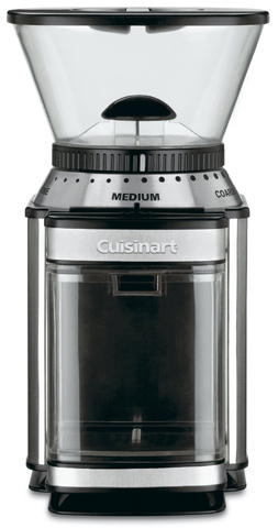 8. Cuisinart DBM-8 Supreme Grind Automatic Burr Mill
