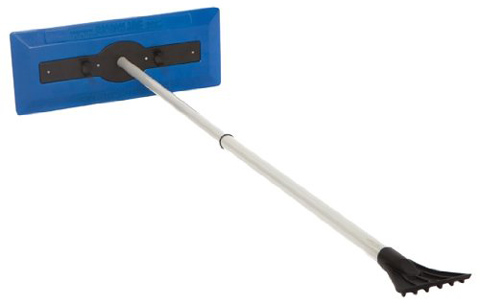 3. Snow Joe SJBLZD Telescoping Snow Broom