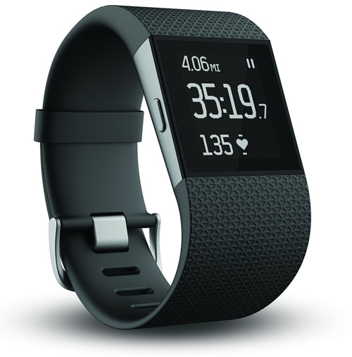 9. Fitbit Surge Fitness Superwatch