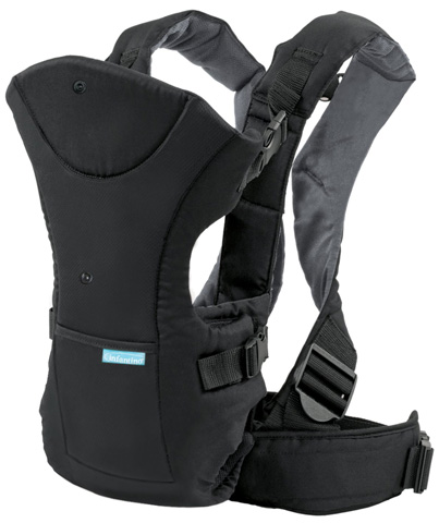 9. Infantino Flip Front 2 Back Carrier