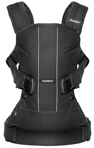 1. BABYBJORN Baby Carrier One