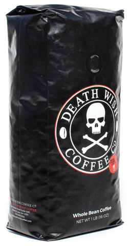 01. Death Wish Organic Coffee