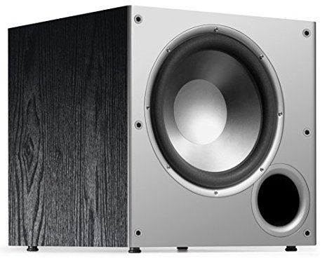 10. Polk Audio PSW10 10-Inch Powered Subwoofer