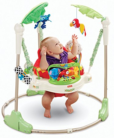 10 Fisher-Price Rainforest Jumperoo