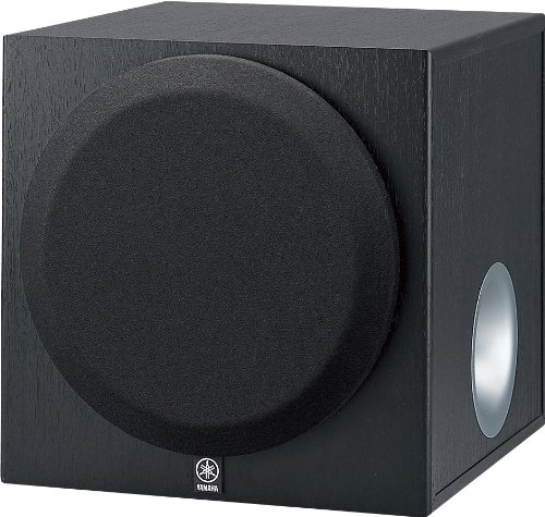 08. Yamaha YST-SW012 8-Inch Front-Firing Active Subwoofer