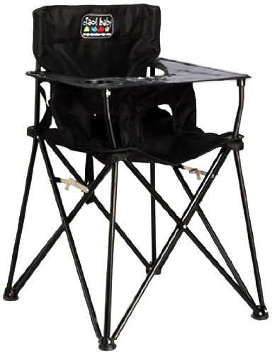02. Ciao! Baby Portable Travel Highchair, Black