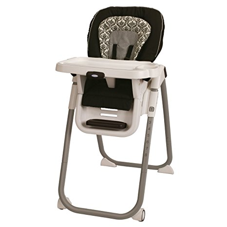 06. Graco TableFit High Chair, Rittenhouse