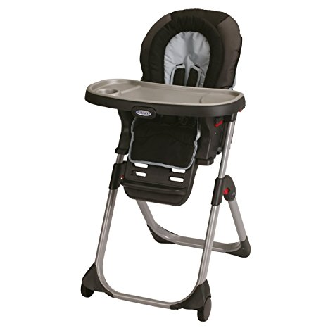 05. Graco DuoDiner LX Baby High Chair, Metropolis