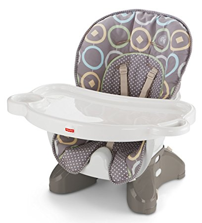 07. Fisher-Price Spacesaver High Chair, Luminosity
