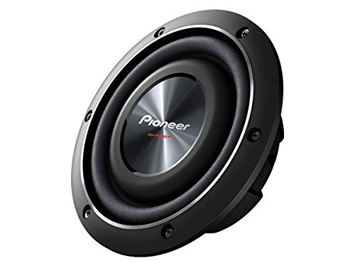 02. Pioneer TS-SW2002D2 8-inch Shallow-Mount Subwoofer