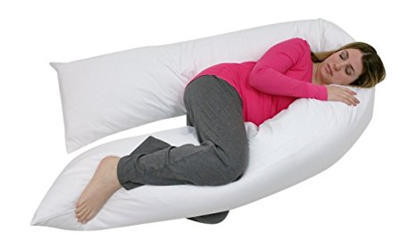03. Junior Size - Total Body Pregnancy Maternity Pillow