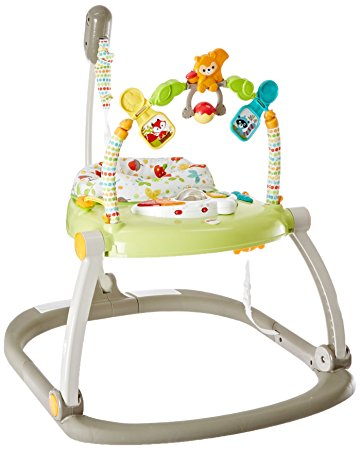 08. Fisher-Price Woodland Friends SpaceSaver Jumperoo