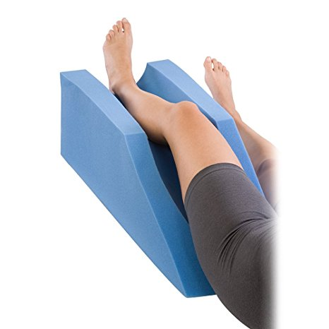 03. ProCare Elevating Foam Cushion Leg Rest Support Pillow
