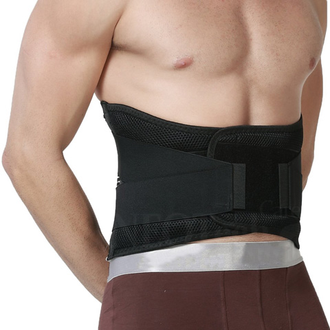 03. NeoTech Care Adjustable Deluxe Double Pull Lumbar Brace