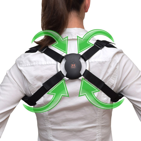 01. Posture Brace and Back Corrector with Shoulder Straps helps