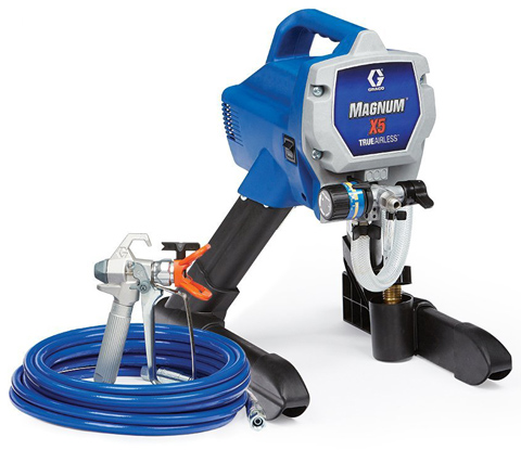 03. Graco Magnum 262800 Airless Paint Sprayer